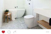 Bathroom Clay Street