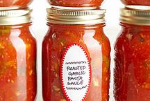 FOOD - CANNING AND PRESERVING / Canning recipes that I have used that are terrific. / by fred c