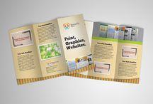 Design - Brochures & Branding