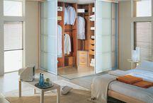 Гардеробная, идеи, интерьер, дизайн, декор / Обычно вещи хранят в комодах и шкафах, но этим системам хранения есть и хорошая альтернатива – гардеробная, идеи, интерьер, дизайн, декор