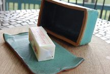 Ceramics: Butter Dishes