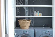 Laundry Rooms / by Barbara