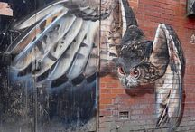 World of Urban Art : BANE