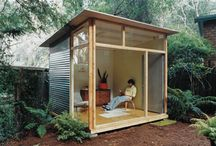 Garden shed/greenhouse ideas