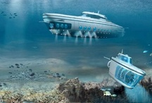Luxury Submarines / by John Nystul