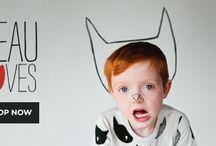 Beau LOves Summer 2014 / Beau LOves! Großartige Mode für Kids von 0 - 6 Jahren. Aufregend, stylish, kreativ und vor allem mit viel Liebe und Karbon-neutral in London designed, gedruckt und genäht. Made in UK with LOve.