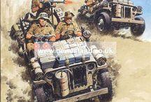 01 -Special Air Service - 22nd SAS Regiment -