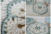Virkkaus - Crochet