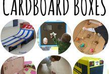 cardboard craft
