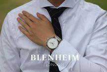 Blenheim London ® Chronomaster Pilot Watch