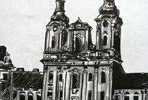 Zdena Art - Historie Uherského Hradiště / comics
