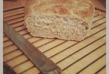 Nuts bread