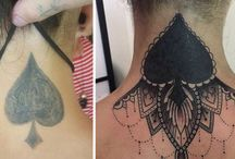 Tattoo recouvrements