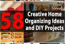 great organising ideas