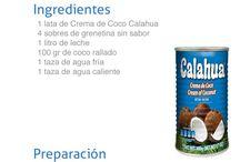 gelatinas