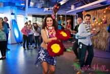 Bella Jovan loves to Hula Too! / Bella Jovan hula dancing!