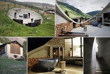 Subterranean Architecture