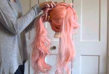 Wigs tutorials
