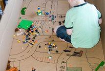 twórcze zabawy dla dzieci