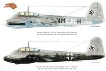 German WW2 Aircraft