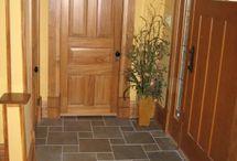 Entryway Tile / by Amy Stephenson-Zakutansky