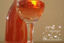vin apéritif à  faire soi même