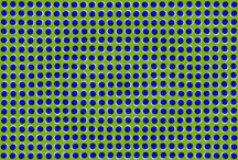 Color Adapting Optical Illusions