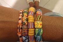 Ghana / Krobo Beads!  Kente Ghana Style Ghana Beauty All things Ghana