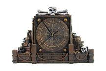 Clocks / by Ellen Moeller