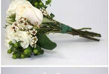 final wedding flowers