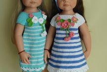 korálky dnů - na panenky