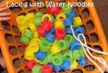 Toddler activities / A great list of ideas of fun things to do with your toddler