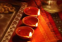 World Festivities - Diwali / Images of worldwide festivities
