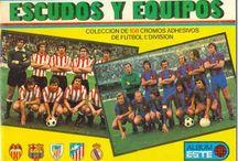 Cromos Este 1976-77