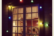 Scandinavian Windows / Lovely Swedish, Norwegian and Finnish windows, with typical decorations <3