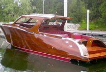 barcos madeira