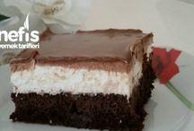 Pasta,kek ve tatlılar