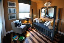 Wood Floors / by Debbie Arnold