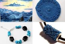 Etsy Treasuries / by Bramalfie Beads etc