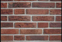 Handvorm stenen - Volharding en Vlijt / Referentieprojecten gemaakt met handvorm stenen, gemaakt in de fabriek Volharding (Zeddam) en Vlijt (Winterswijk).
