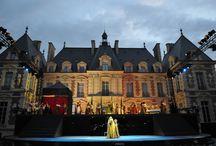 OPERA EN PLEIN AIR 2014 / Don Giovanni mis en scène par Patrick Poivre d'Arvor et Manon Savary- © Didier Doussin