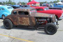 Αυτοκίνητα Rat Rod