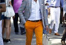 Moda męska - inspiracje