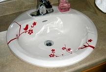 Bathroom / by Stephanie Lawson