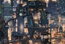 Alien Cities