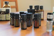 Essential Oils / by Health, Home, & Happiness