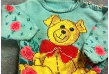 tricot con figuras