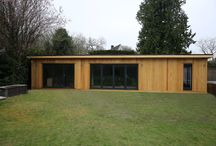 Nordic Rooms / Fully insulated Scandinavian garden rooms made to measure