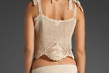 Crochet Lingerie | Inspiration | Ideas | Trend