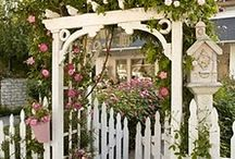 White picket Fence!!
